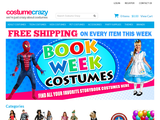 Costume Crazy Vouchers