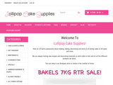 Lollipop Cake Supplies Vouchers