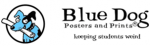 Blue Dog Posters Vouchers