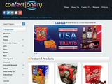 Confectionery World Vouchers